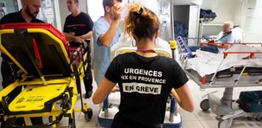 Grève des Urgences