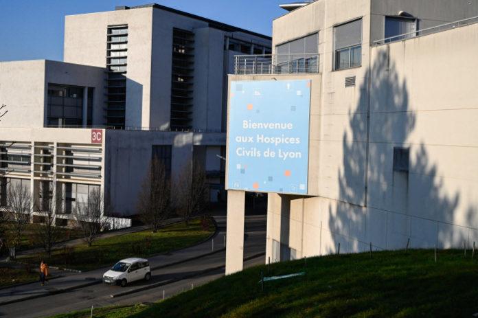 Hopital Lyon Sud, Hospices Civils de Lyon. @Réa