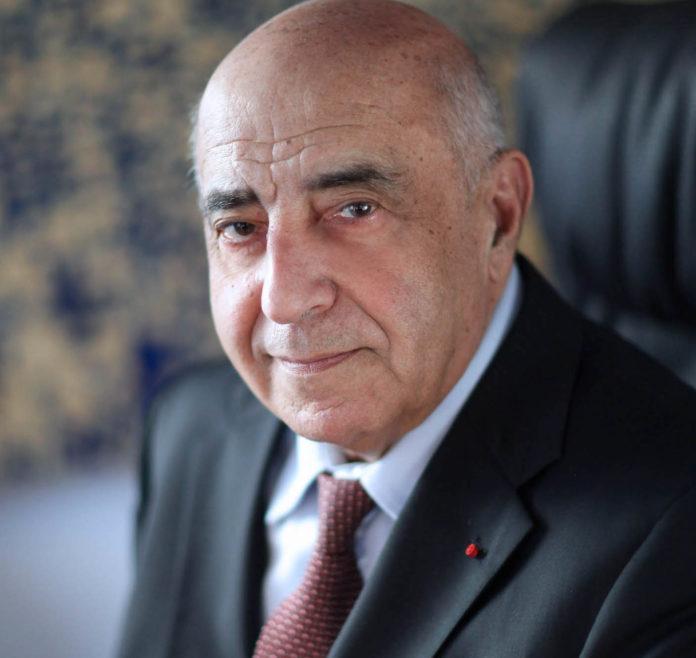 Louis Dominici, président de la MAEE
