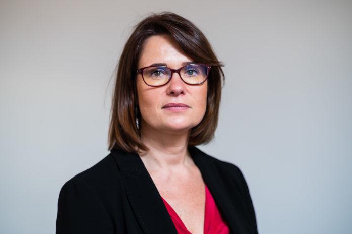 Carole Hazé, présidente de Solimut mutuelle de France