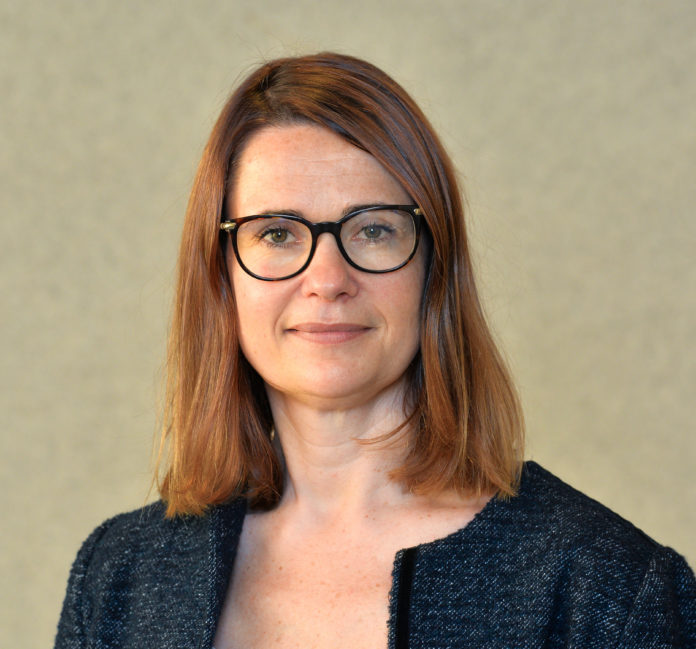 Carole Hazé, vice présidente de la Fédération des Mutuelles de France