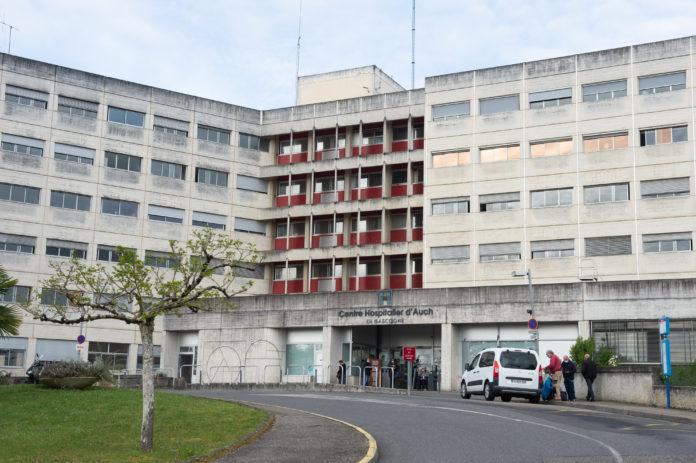 CENTRE HOSPITALIER D'AUCH EN GASCOGNE