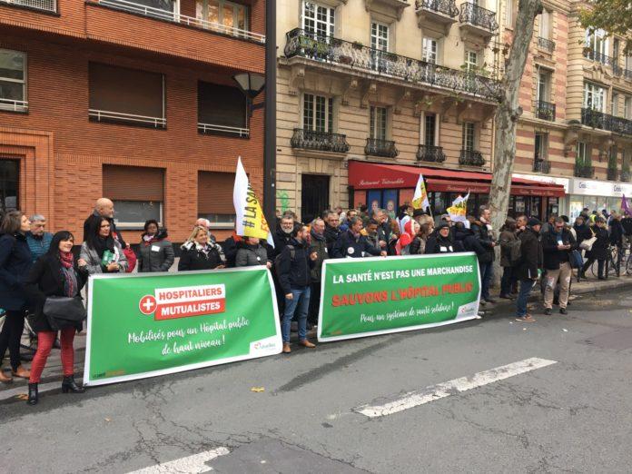 Manif-hopital-public-mutuelles-de-France-Paris